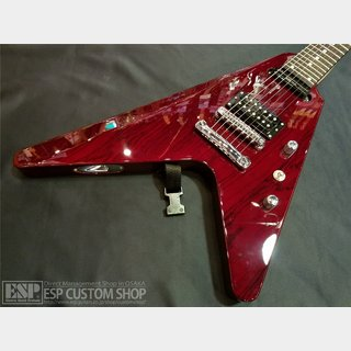 ESP 7th SUPER NOVA -BIG SUN RED-