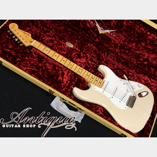 "Fender Custom Shop MBS Eric Clapton Stratocaster AW Blonde Journeyman Relic 3.2kg by Todd Krause N-Mint ""Special Model"""