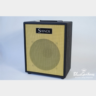 SHINOS ROCKET 【SHINOS & L】 EXTENSION SPEAKER 112 OVAL BACK - Black