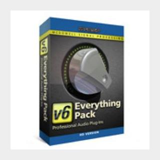 McDSPEverything Pack HD v6.3【シリアルメール納品】