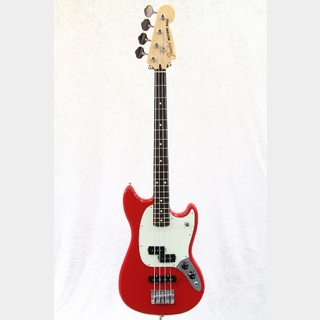 Fender Mustang Bass PJ / Trino Red
