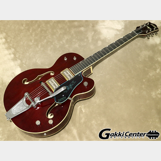Gretsch G6120T Limited Edition '59 Nashville Single-Cut with Bigsby, Dark Cherry Stain