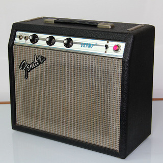 Fender Champ Silverface (1977)