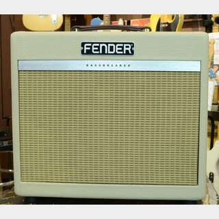 Fender 【真空管交換済み!中古】Limited Edition Bassbreaker 15 Combo Blonde
