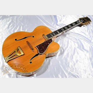 Gibson 1957 Super 400 C with Floating Pickup