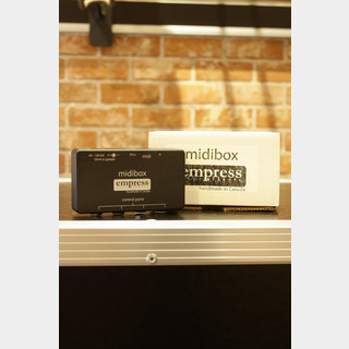 Empress Effects MIDI Box Midi box 【MIDIコンバーター】