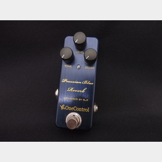 ONE CONTROL PrussianBlue Reverb