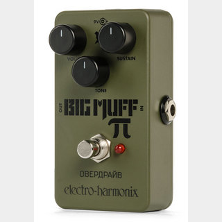 Electro-Harmonix Green Russian Big Muff 《お取り寄せ商品》 【池袋店】