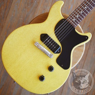Gibson Custom Shop Les Paul Junior Double Cutaway TV Yellow