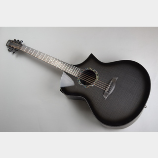 Composite acousticsHIGH GLOSS CARBON BURST Narrow Neck