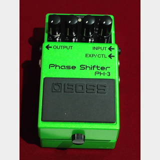 BOSS PH-3 Phase Shifter 【中古】【送料無料!7/11(土) & 7/12(日) YAMANO DAYS】