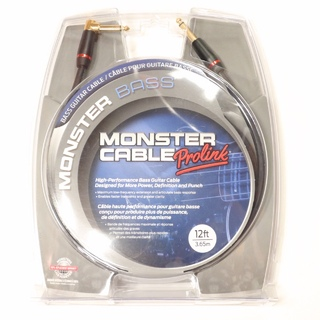 Monster Cable MONSTER BASS 12ft 3.65m S-L