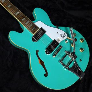 Epiphone Limited Edition Casino Bigsby Turquoise【September Sale!!】
