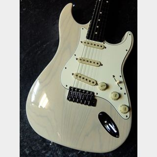 SCHECTER N-ST-AS White Blonde/Rosewood #160402 【Xotic共同開発P.U搭載】【Ashボディー】