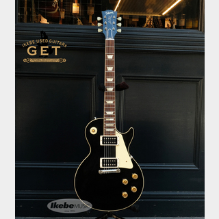 Gibson Custom Shop CUSTOM SHOP IKEBE Order Historic Collection 1954 Les Paul Model w/2 Humbuckers VOS Antique Ebony