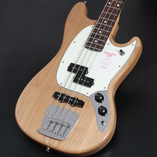 Fender Made in Japan Hybrid Mustang Bass Natural 【御茶ノ水本店】
