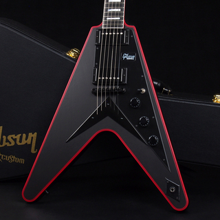 Gibson Flying V Custom Satin Red Widow BC