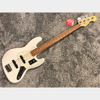 Fender Player Jazz Bass Polar White / Pau Ferro 【2019年製】