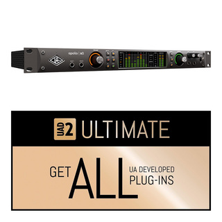 Universal Audio Apollo X6 / Ultimate 8 Upgrade