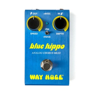 Way Huge WM61 Smalls Blue-Hippo コーラス エフェクター