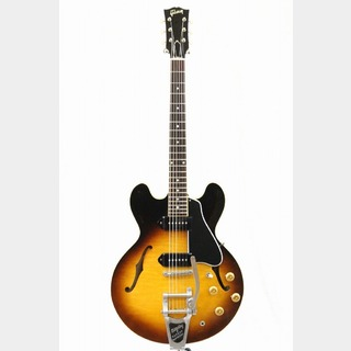 Gibson Memphis Limited Run 1961 ES-330TD Figured VOS / Vintage Burst