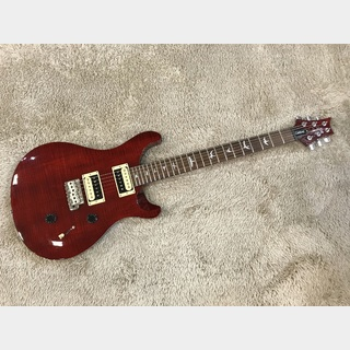 Paul Reed Smith(PRS)SE Custom 24 Black Cherry 【アウトレット特価】