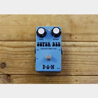 D*A*M STOMP BOXES SUPER BEE 【SB-66】展示品特価