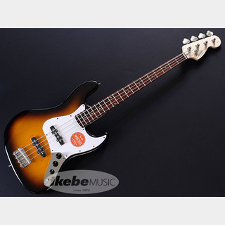 Squier by FenderAffinity Series Jazz Bass (Brown Sunburst) 【特価】