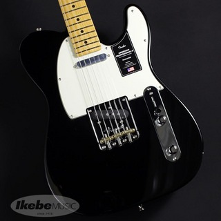 Fender American Professional II Telecaster (Black/Maple)