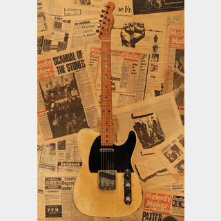 "Fender 1953 ESQUIRE  ""Black Guard"" Modified Telecaster"
