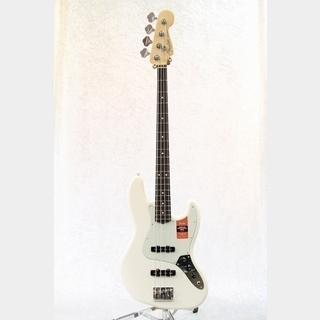 Fender American Professional Jazz Bass Rosewood / Olympic White★新宿スーパーセール!16日まで★