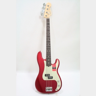 FenderAmerican Professional Precision Bass, Rosewoood Fretboard / Candy Apple Red