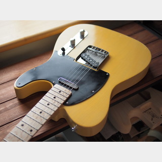 MJT Custom Telecaster - Butterscotch Blond - Closet Clean Relic