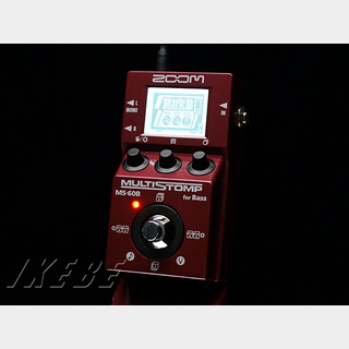 ZOOMMULTI STOMP MS-60B [for Bass]