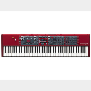 CLAVIA Nord Stage 3 88 【ローン分割手数料0%(12回迄)】【1台限定!新生活応援大特価!】☆~5月27日18:00まで☆