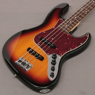 Fender Made in Japan Limited Active Jazz Bass Rosewood Fingerboard 3-Color Sunburst 【御茶ノ水ROCKSIDE】