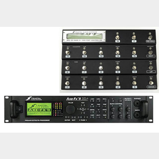 FRACTAL AUDIO SYSTEMS Axe-Fx II XL+ & MFC-101 Mark III SET 【横浜店】