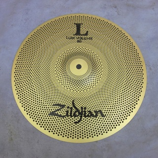 "Zildjian L80 Low Volume Cymbals 14"" Crash【展示入れ替え特別価格!】"