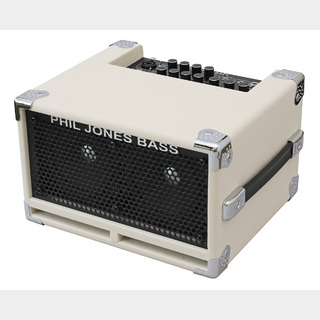Phil Jones Bass BASS CUB II (White Tolex) [110W仕様]