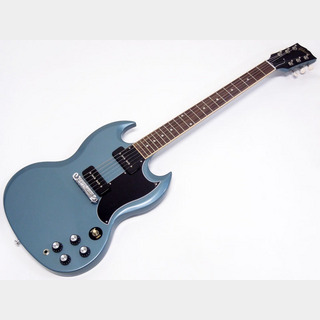 GibsonSG Special 2019 / Faded Pelham Blue #190036965
