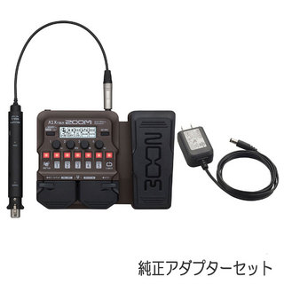 ZOOM A1X FOUR Multi-Effects Processor 純正アダプターセット