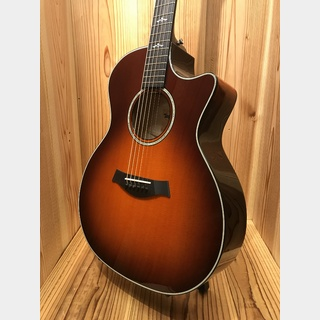 Taylor LTD 614ce V-Class Quilt Maple Desert Sunburst【新品/NAMMショー 限定モデル!】【国内限定15本!】