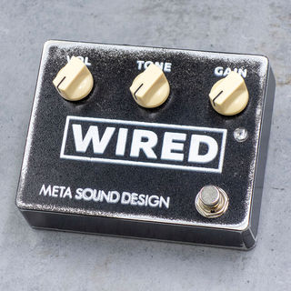 Meta Sound Design WIRED - Vintage Style Distortion - #013 【現役のギタリストが監修する、現場で使えるディストーション】