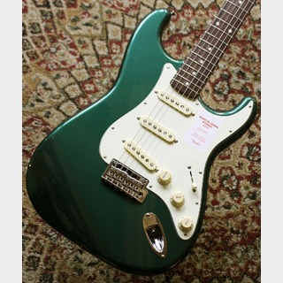 Fender Made In Japan Hybrid 60s Stratocaster  Sherwood Green Metallic #19015985【軽量3.40kg】