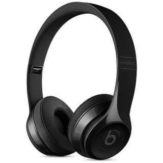 Beats by Dr. Dre SOLO3 Wireless グロスブラック MNEN2PA/A [リモコン・マイク対応 /Bluetooth]