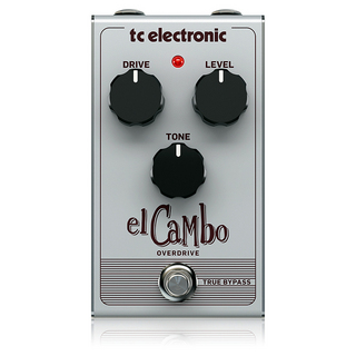 tc electronic EL CAMBO OVERDRIVE ※国内正規品 【7月中入荷予定・予約受付中】