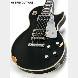 Gibson Custom Shop INSPIRED BY SERIES John Sykes Les Paul Custom Aged Ebony Black 2006