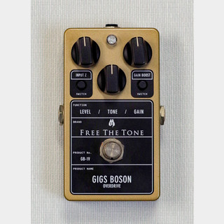 Free The Tone GIGS BOSON GB-1V