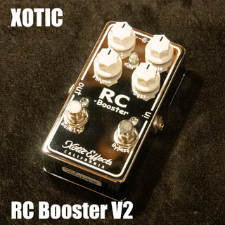 Xotic RC Booster V2