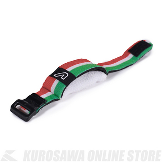 GRUV GEAR FretWraps Green/White/Red【フレットラップ】